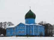 Перемога. Дерев'яна церква Різдва Пресвятої Богородиці
