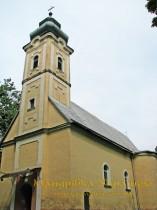 Великі Ком'яти. Греко-католицька церква св. Архангела Михаїла