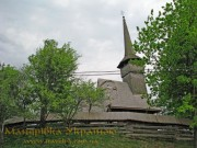 Новоселиця. Дерев'яна церква Успіння Пресвятої Богородиці