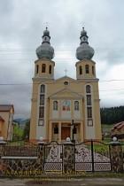 Воловець. Свято-Вознесенський храм