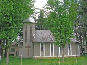 Довге. Словацький костел