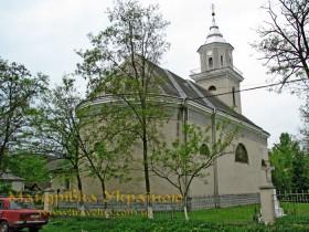 Вилок. Греко-католицька церква Воскресіння Христового