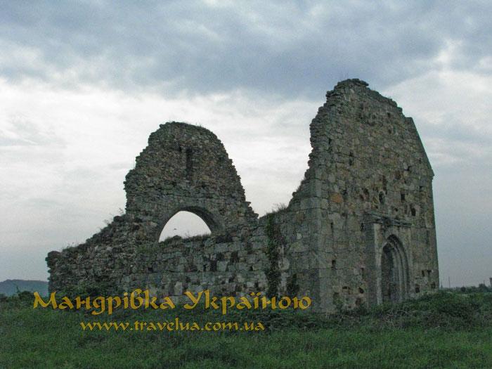 Мужієво. Домініканського костелу Іоанна Хрестителя
