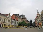 Берегово. Палац комітатського суду