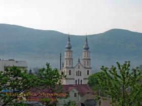 Перечин. Церква Св. Миколая