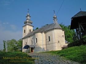 Перечин. Свято - Миколаївський православний храм