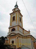 Берегово. Реформаторська церква