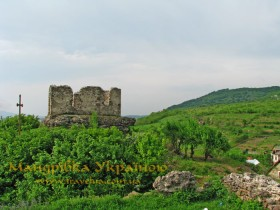 Виноградів. Замок Канко