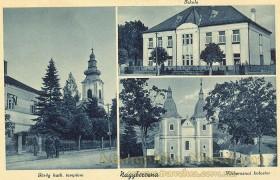 Виноградів. Монастир францисканців