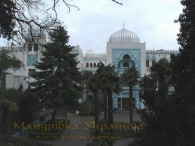 Місхор. Палац Дюльбер