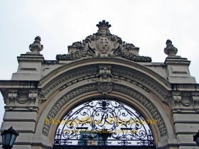 Львів. Палац Потоцьких