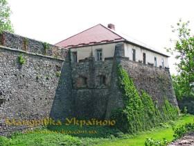 Ужгород. Ужгородський замок