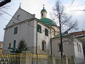 Львів. Миколаївська церква