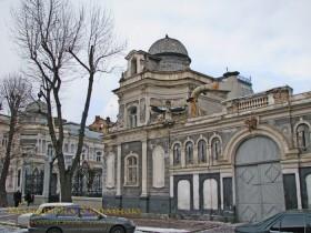 Львів. Палац Семенських - Левицьких
