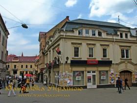 Ужгород. Вулиця Корзо