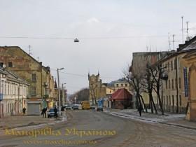 Львів. вул. Богдана Хмельницького