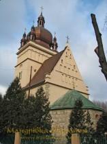 Львів. Церква святої Параскеви П'ятниці