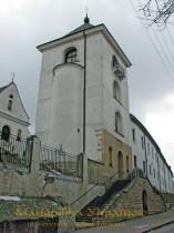 Львів. Церква та Монастир св. Онуфрія