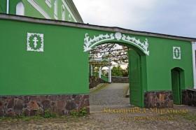 Мукачево. Мукачівський жіночий монастир