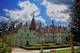 Мисливський замок-палац Шенборнів