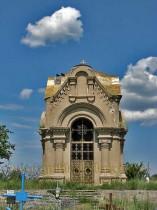 Берислав. Братська могила героїв Кримської війни