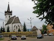 Хуст. Костел Св. Єлизавети