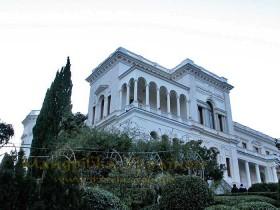 Лівадія. Лівадійський палац