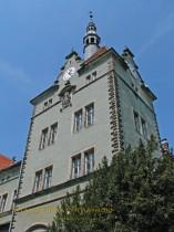 Карпати. Мисливський замок-палац Шенборнів