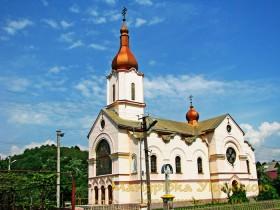 Чинадійово. Церква св. пророка Іллі