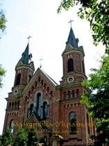 Миколаїв. Римо-Католицький Костел св. Йосифа