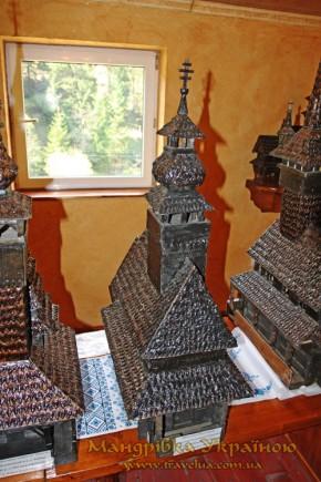 Пилипець. Музей дерев`яних церков