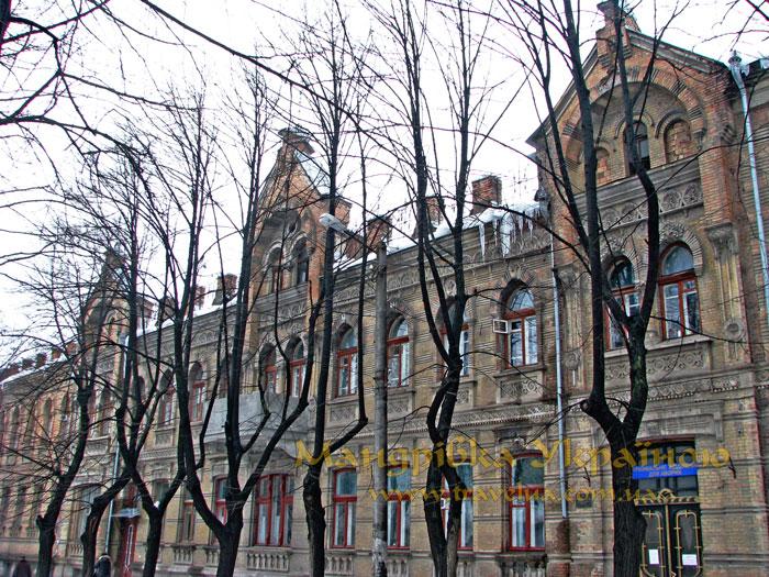 Кіровоград. Водо- електро-лікарня Гольденберга