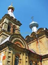 Херсон. Церква св. Мучениці цариці Олександри