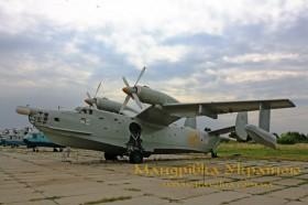 Музей авіації. Бе-12