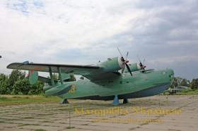 Музей авіації. Бе-6
