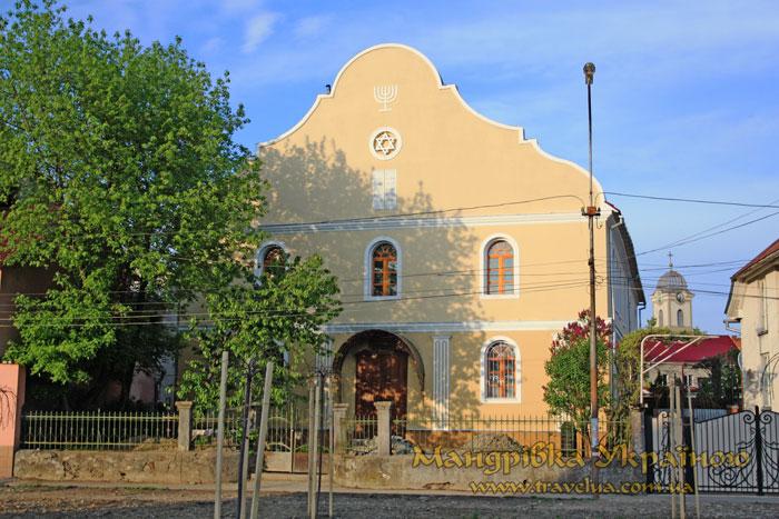 Хустської синагога