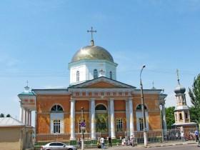 Херсон. Свято-Духівський кафедральний собор