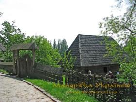 Ужгород. Закарпатський музей народної архітектури і побуту