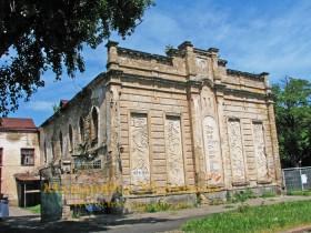 Миколаїв. Синагога