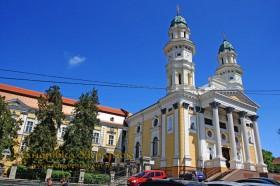 Ужгород. Кафедрального Хресто-Воздвиженського собору
