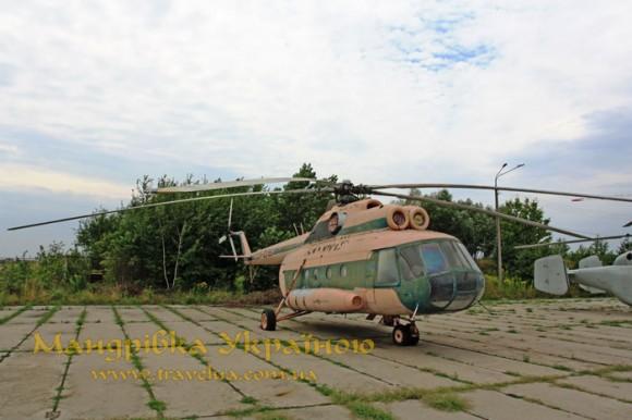Музей авіації. Мі-8