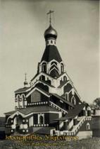 Ужгород. Покровська церква