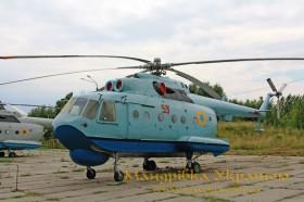 Музей авіації. Мі-14БТ