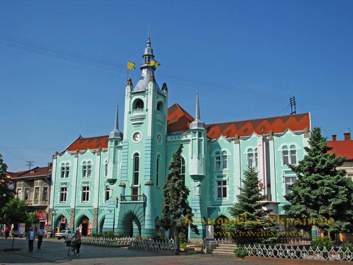 Будинок міської ратуші