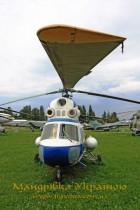 Музей авіації. Мі-2