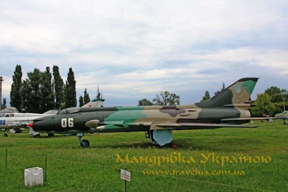 Музей авіації. Cу-20