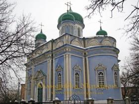Кропивницький. Свято-Покровська (Ковалівська) церква