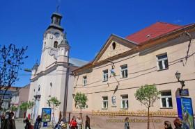 Ужгород. Римо-католицький костел