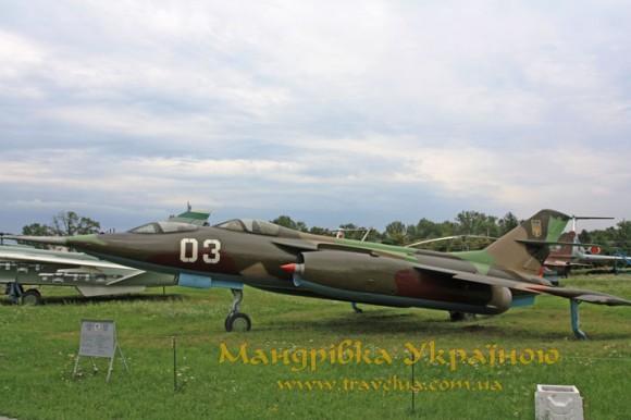 Музей авіації. Як-28
