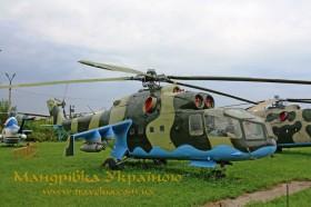 Музей авіації. Мі-24А